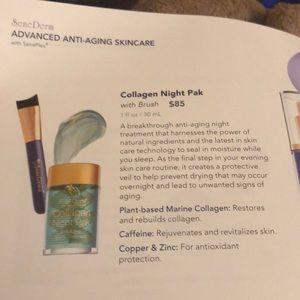 SeneGence Makeup - SeneGence Collagen night pak